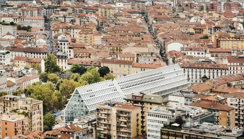 Feltrinelli Milan: Herzog & De Meuron new headquarter of Fondazione Giangiacomo
