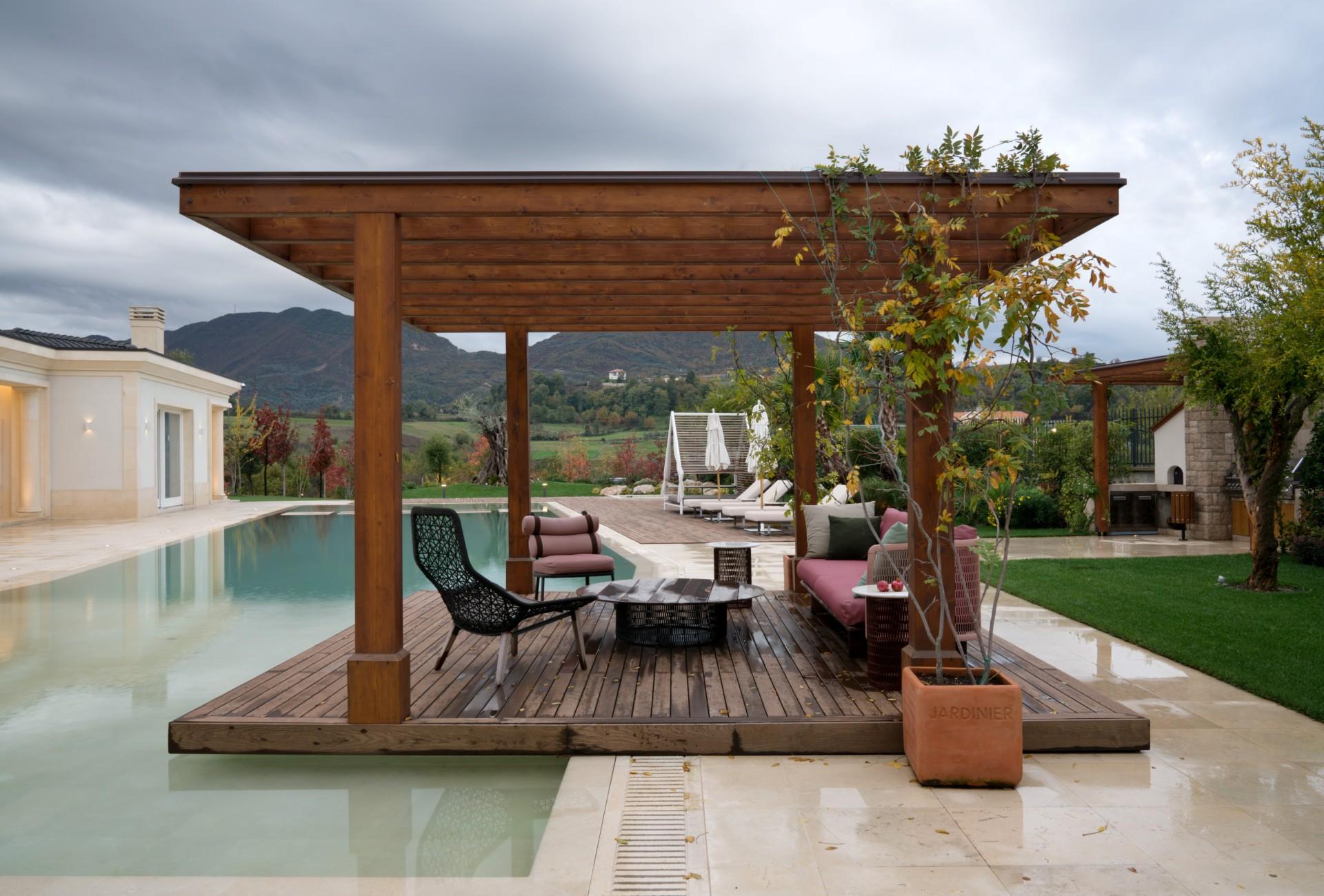 Villa Terre Du Sud studio marco piva villa in tirana   floornature