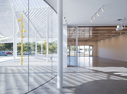 Bohlin Cywinski Jackson's Manetti Shrem Museum of Art