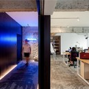 Bloom Design's Blue Space Office