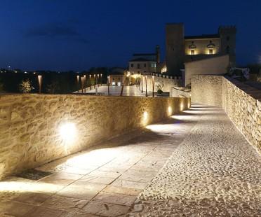 Rocco Valentini and the urban redevelopment of Crecchio Castle