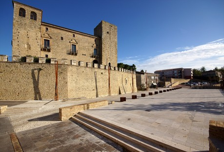 Rocco Valentini and the urban redevelopment of Crecchio Castle