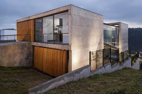 Apiacas Arquitetos Itahye House San Paolo Brazil