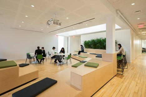 Snøhetta new Slack headquarters and offices in New York