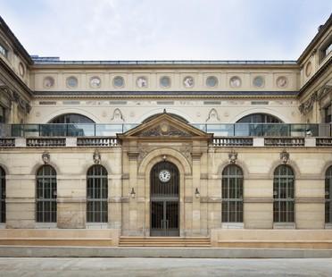 Bruno Gaudin and Virginie Brégal Architectes Renovation of Richelieu Site in Paris