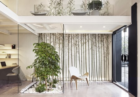 The artistic philosophy of an office according to Muxin Design Research