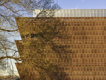 The Smithsonian National Museum of African American History & Culture