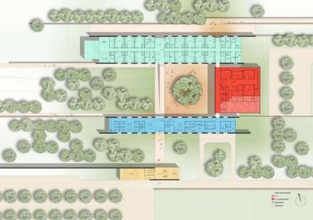 Renzo Piano and Tamassociati quality architecture in Entebbe, Uganda