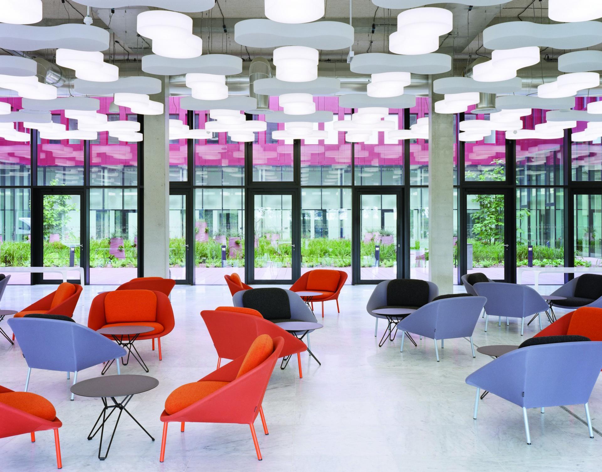 ECDM EDF Campus - Plateau de Paris – Saclay: serendipity in architecture