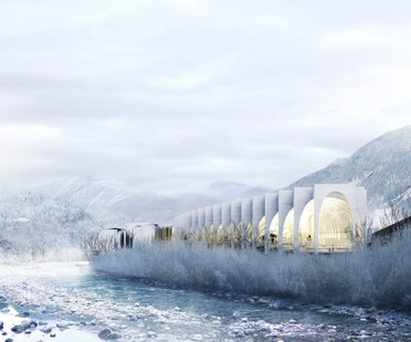 BIG – Bjarke Ingels Group designs the San Pellegrino Flagship Factory