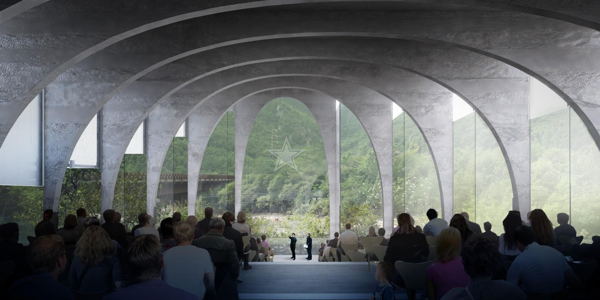 Big Bjarke Ingels Group Designs The San Pellegrino