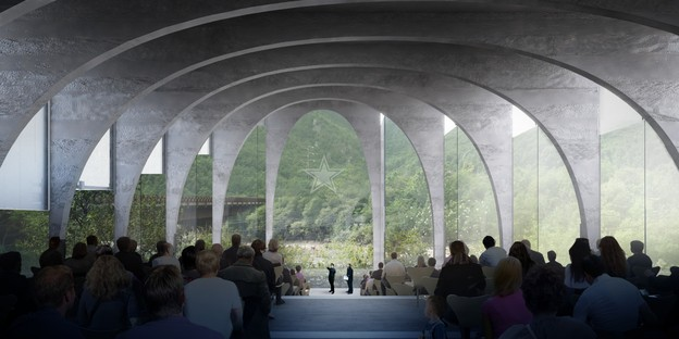 BIG – Bjarke Ingels Group designs the San Pellegrino Flagship Factory