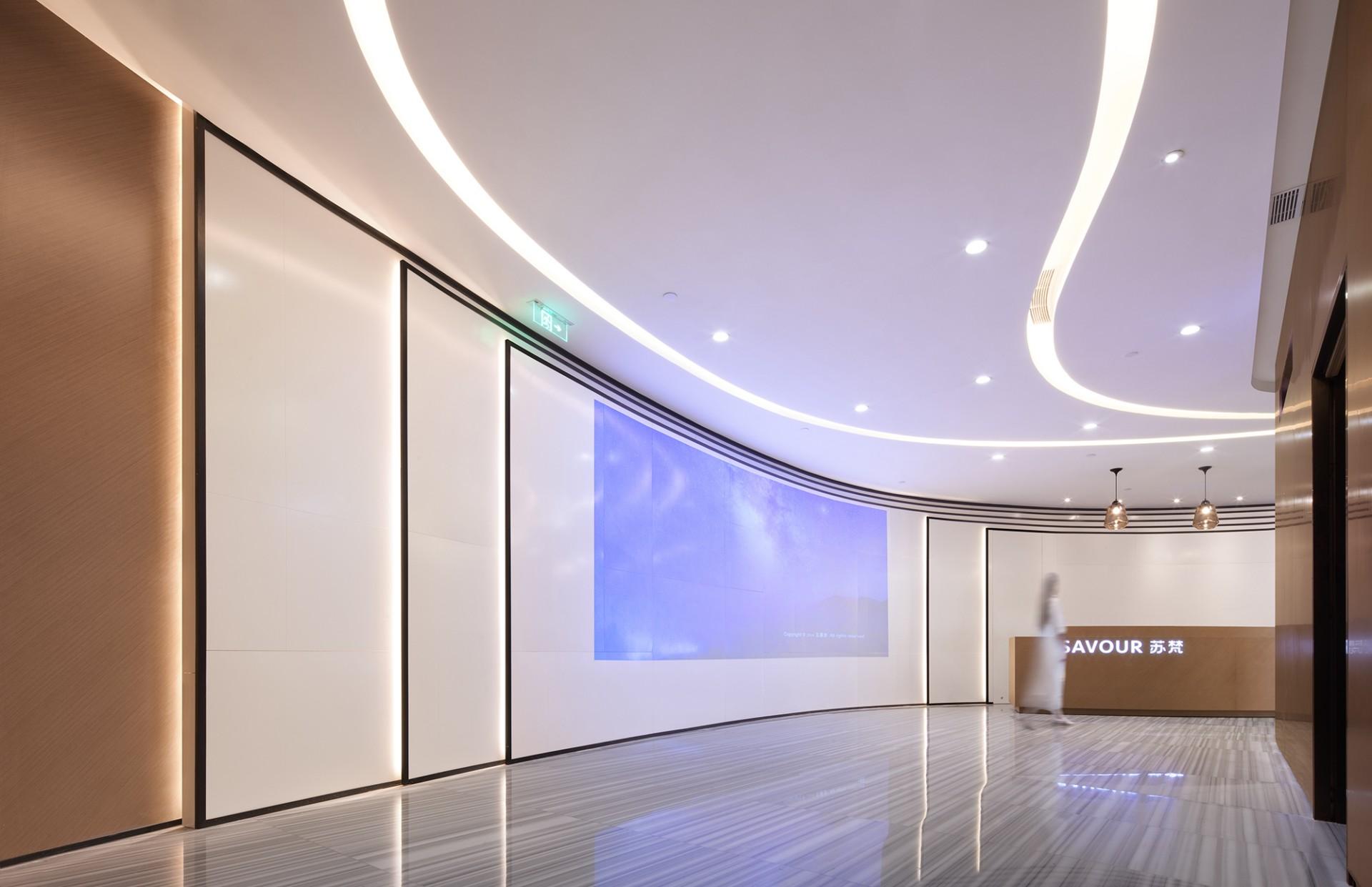 Curve Cutting by CoDirection Interior Design | Floornature
