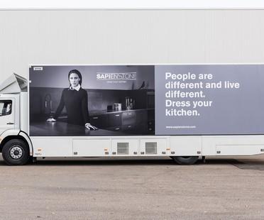 Architetture in Spagna seguendo il Truck di SapienStone