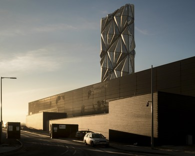 C.F. Møller Architects Art and Architecture in Greenwich Energy Centre