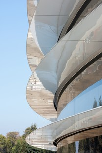 Foster + Partners Apple Park Santa Clara Valley