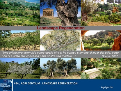 National Landscape Day and Award coming up March 14