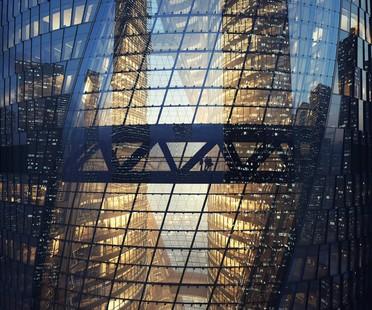 Zaha Hadid Architects Leeza SOHO Skyscraper Beijing