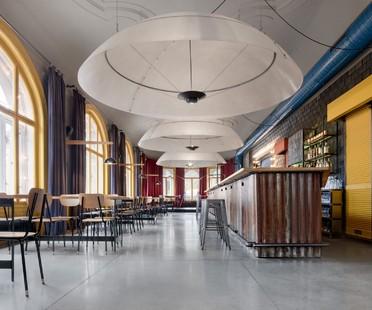 Lo studio ceco Mjölk porta Chicago a Liberec
