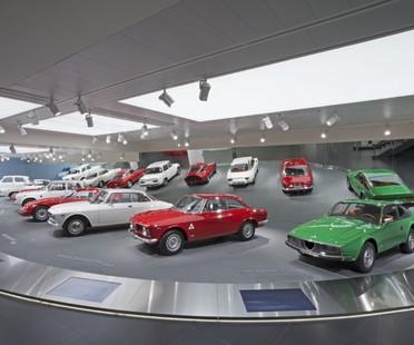 Fiandre at Mipim 2017 and the Museum of Alfa Romeo History