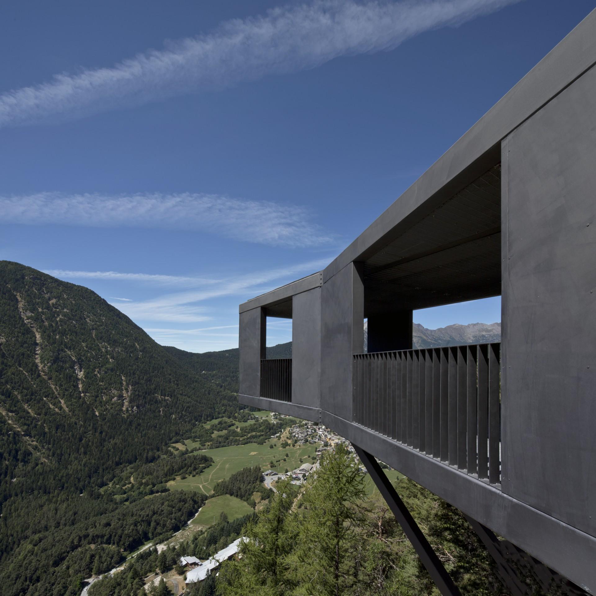 Rassegna Architettura Arco Alpino exhibition and award