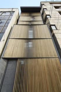 Florian Busch Architects K8 Bar Gallery in Kyoto