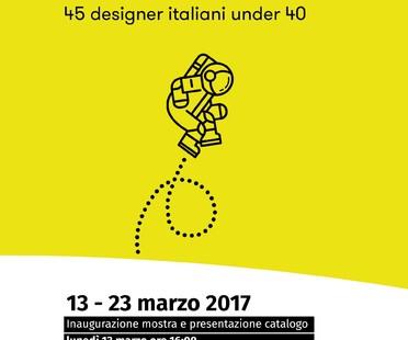 Architettura Matassoni Prossimo Futuro exhibition installation