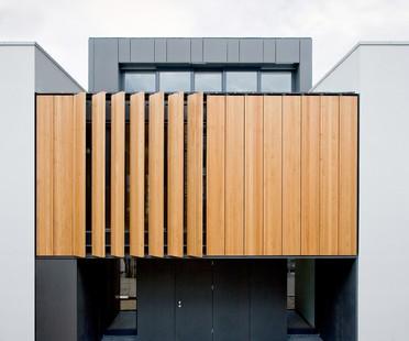 Pasel.Kuenzel Architects V12K03 Urban Housing in Leiden