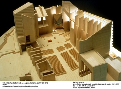 Rafael Moneo Theory through professional practice exhibition
