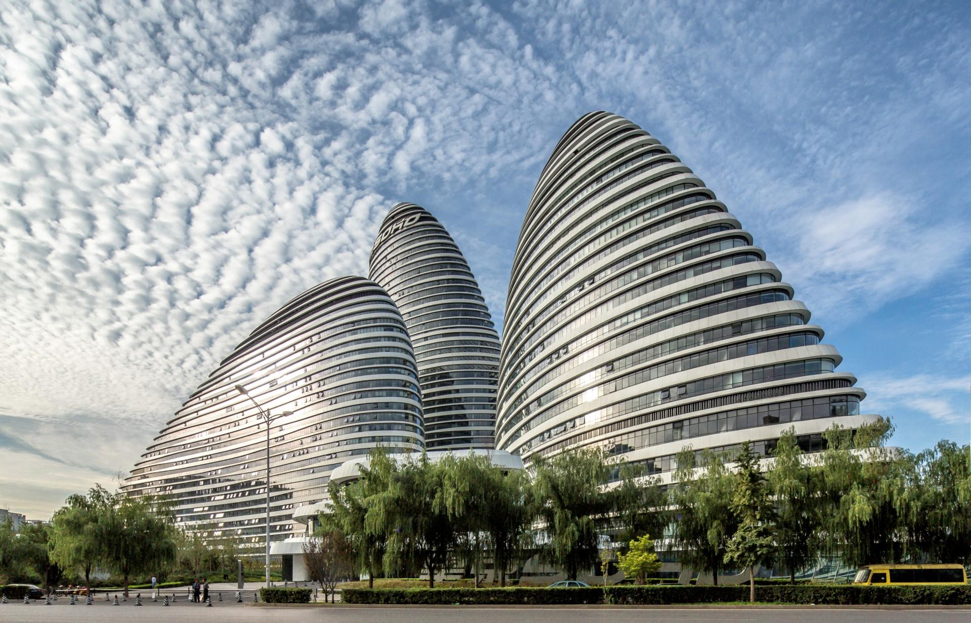 Award For Zaha Hadid Architects Wangjing Soho Floornature