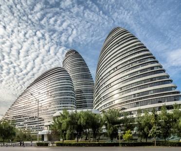 Un premio al Wangjing Soho di Zaha Hadid Architects