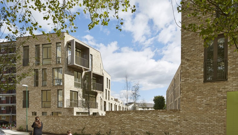 Alison Brooks Architects Ely Court London
