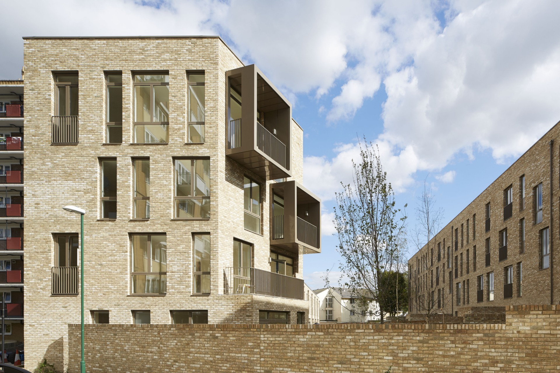 Alison Brooks Architects Ely Court London Floornature