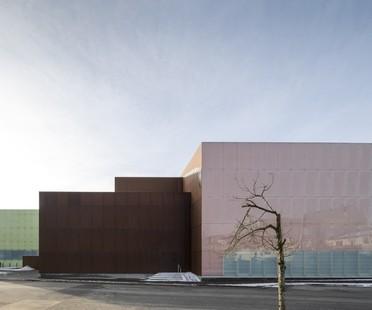 Schmidt Hammer Lassen Architects Vendsyssel Theatre Hjørring Denmark