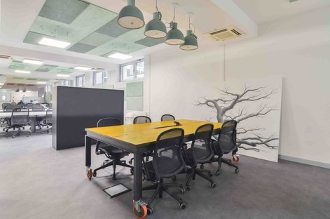 Studio DC10's Copernico: a new workplace concept