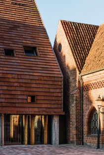Lundgaard & Tranberg Architects Kannikegården Ribe