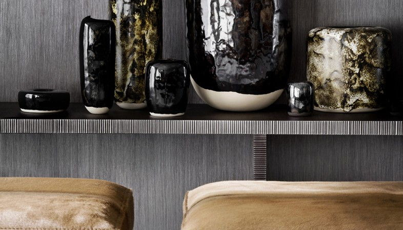 Great olivier dwekus s apartment in paris with table des oliviers neuilly - Table des oliviers neuilly ...
