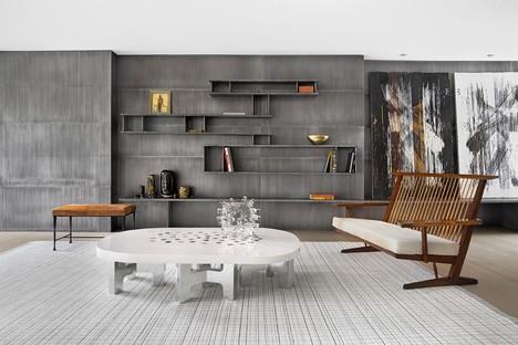 Olivier Dwek's S Apartment in Paris