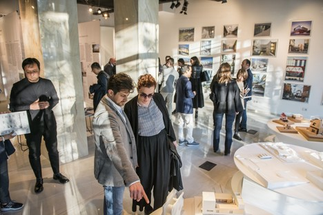 Six Korean architects at SpazioFMG