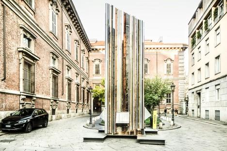 Lo Scrigno del Cielo installation by Gambardellarchitetti