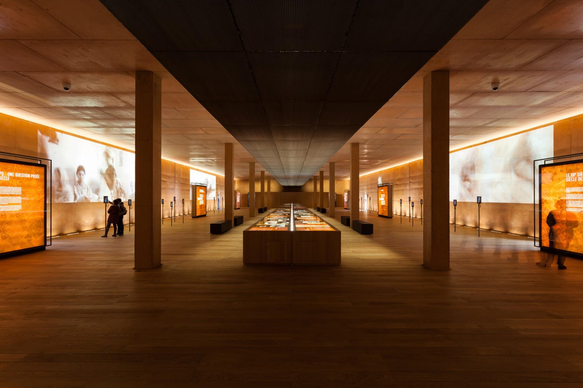 Rudy Ricciotti Rivesaltes Memorial Museum