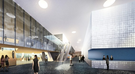 Open reveals plans for Shanghai's Pudong Art Museum