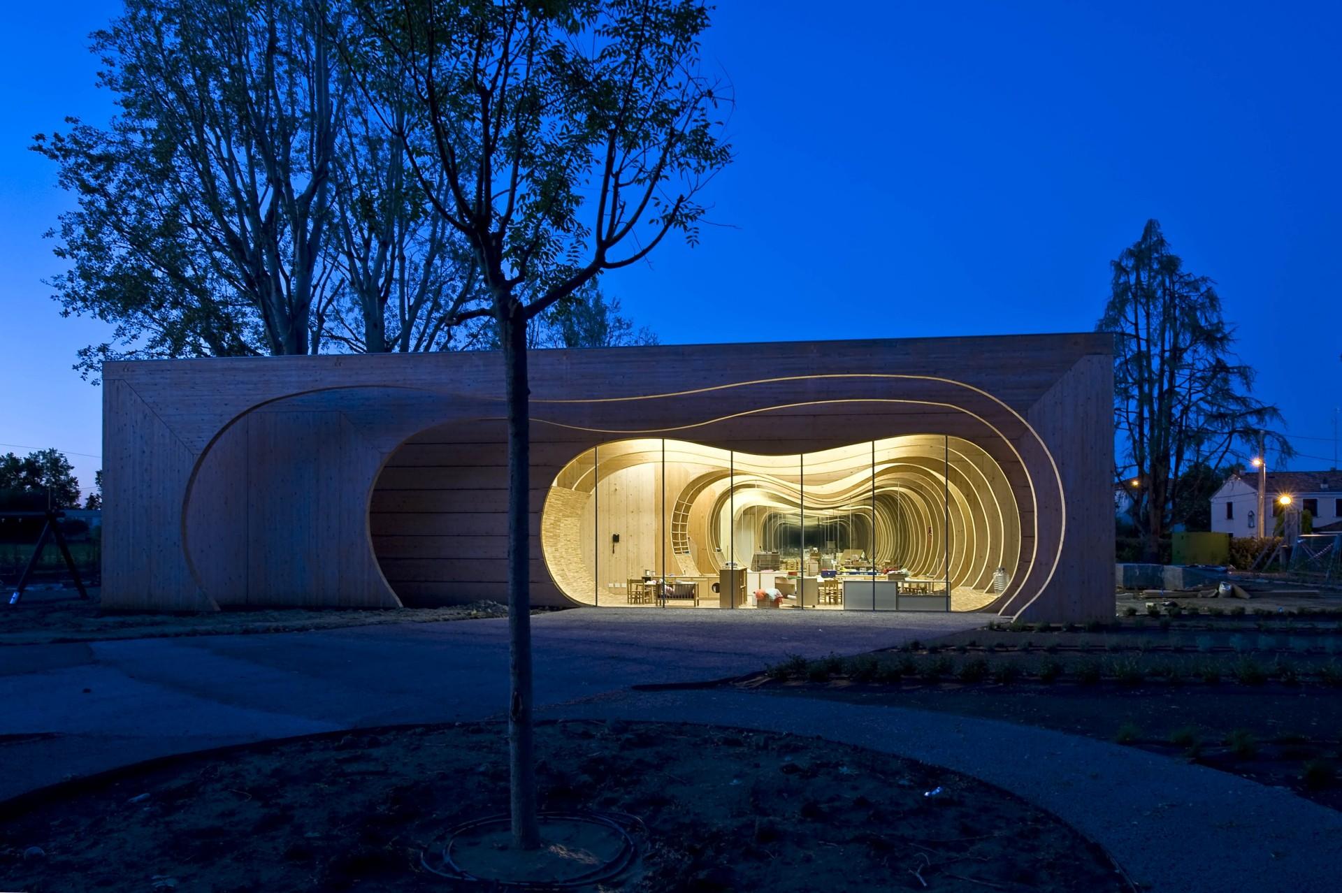 Mario cucinella the italian pavilion venice architecture for Biennale venezia 2018