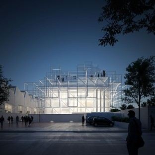 Mario Cucinella The Italian Pavilion Venice Architecture Biennale 2018