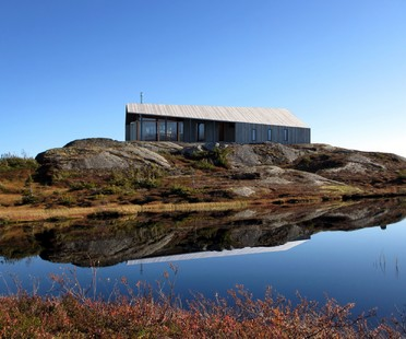 Snøhetta Cabin Gapahuk a house for your leisure time