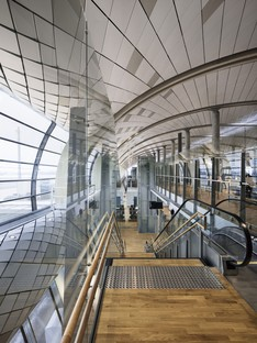 Nordic-Office of Architecture Oslo Airport Extension