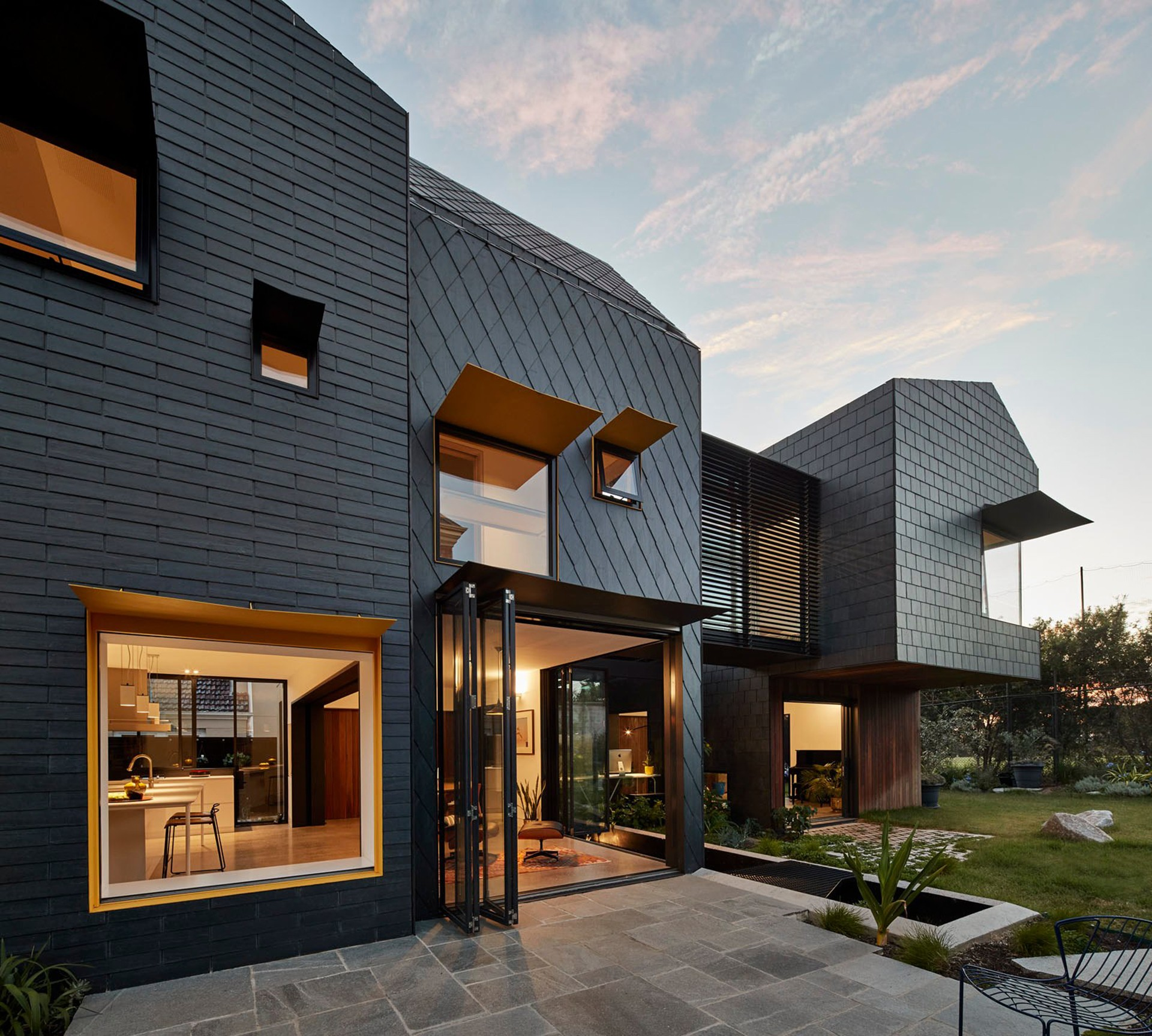 Hill House By Andrew Maynard Architects: Charles House By Austin Maynard Architects