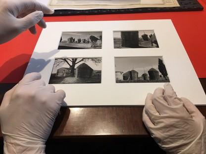 Exhibition Sguardi sul Mondo - Franco Albini fotografo