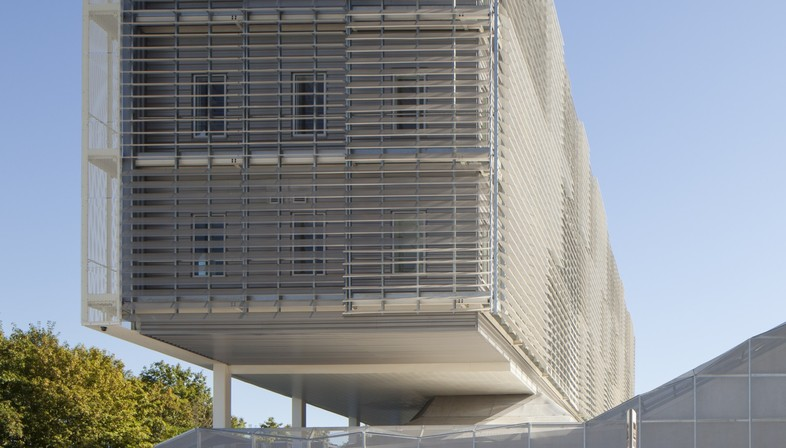 BLOCK architectes Etoile Research Centre at Évry Scientific Centre