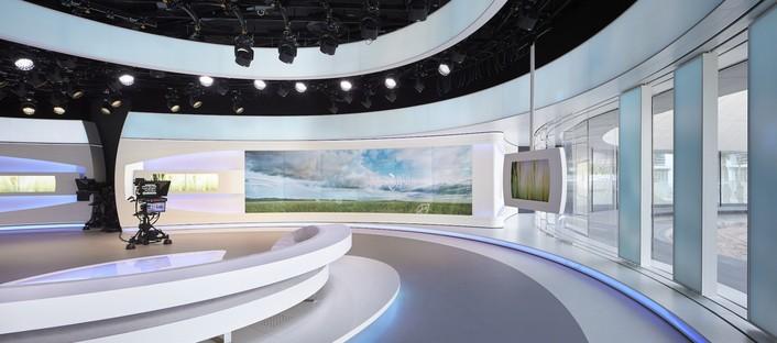 Veech X Veech Al Jazeera Headquarters Doha
